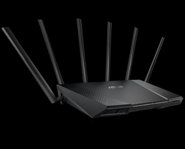 Asus RT-AC3200 Wireless Routers Reveiw